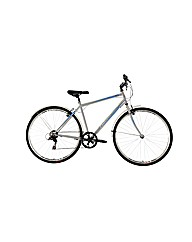 Falcon Rapid Mens Hybrid Bike