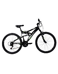 Falcon Assault Mens Steel FS Bike