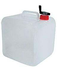 Streetwize 15Litre Folding Water Carrier