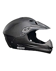 Zinc Full Face Bike Helmet - Unisex