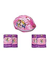 Disney Princess Bike Helmet  Girls