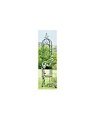 Decorative Garden Obelisk - Pack of 2