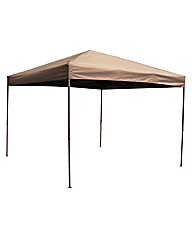3x3m Pop Up Steel Showerproof Gazebo