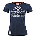 Brakeburn Crossed Oars T-Shirt