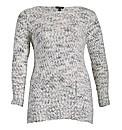 Samya Long Sleeve Pocket Knit Pullover