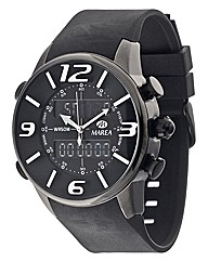 Marea Mens Strap Watch