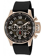Invicta Mens Strap Watch