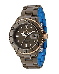 ToyWatch Mr Hyde Brown and Blue