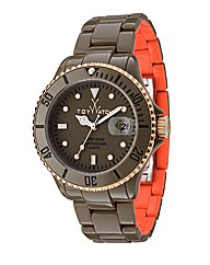 ToyWatch Mr Hyde Brown and Orange
