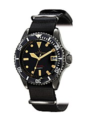 Toywatch Vintage Black