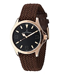 ToyWatch CruiseMetal Range in Brown