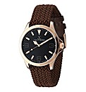 Toywatch Cruise Steel Range in Brown