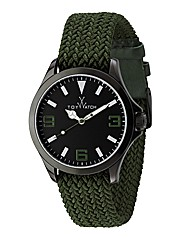 ToyWatch CruiseMetal Range Hunter Green