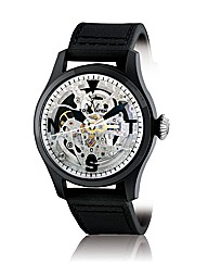 Toywatch Skeleton in Black and Silver