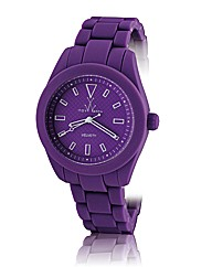 Toywatch Velvety Watch in Violet