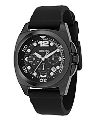 DKNY Mens Strap Watch