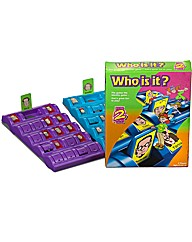 Fun 2 Play Who is it Travel Game