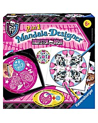 Monster High Mandala Designer