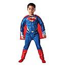 Boys Muscle Man of Steel Superman