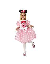 Glitz Pink Minnie Mouse Costume