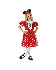 Glitz Red Minnie Mouse Costume