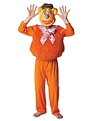 The Muppets Fozzy Bear Child Costume