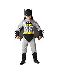 Deluxe Metallic Batman Costume