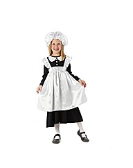 Girls Victorian Maid Costume