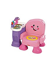 Fisher-Price Musical Activity Chair