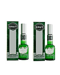 Brut 88ml Eau de Cologne x2 Set for Him