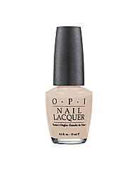 OPI Samoan Sand 15ml Nail Polish
