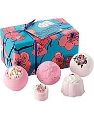 Bath Bomb Sweet Heart Set