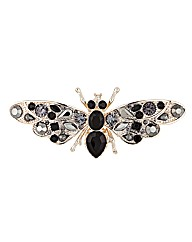 Mood Jewelled Bug Brooch