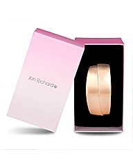 Jon Richard Rose Gold Bangle