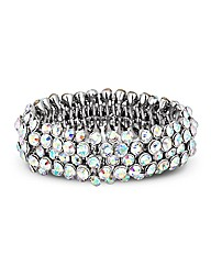 Mood Crystal Stretch Bracelet