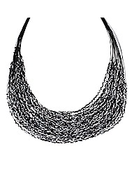 Mood Multirow Illusion Necklace