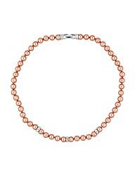 Jon Richard Crystal Pearl Necklace