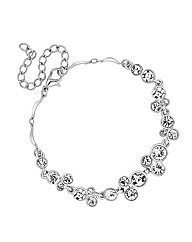 Jon Richard Crystal Bubble Bracelet