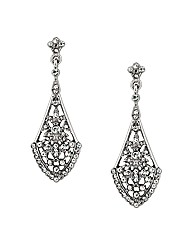 Jon Richard Evelyn Chandelier Earring