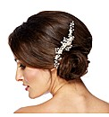 Jon Richard Flower Pearl Spray Hair Comb