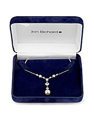 Jon Richard Charlotte Pearl Necklace