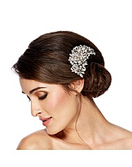 Jon Richard Crystal Statement Hair Comb