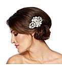 Jon Richard Vintage Crystal Hair Comb