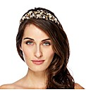 Jon Richard Crystal Pearl Headband