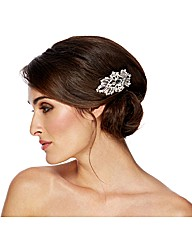 Jon Richard Olivia Crystal Hair Comb