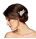 Jon Richard Floral Spray Hair Comb