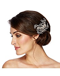 Jon Richard Crystal Spray Hair Slide