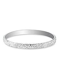 Jon Richard Pave Crystal Bangle
