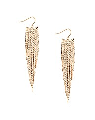 Mood Slinky Drop Earring