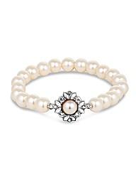 Alan Hannah Adelle Pearl Bracelet